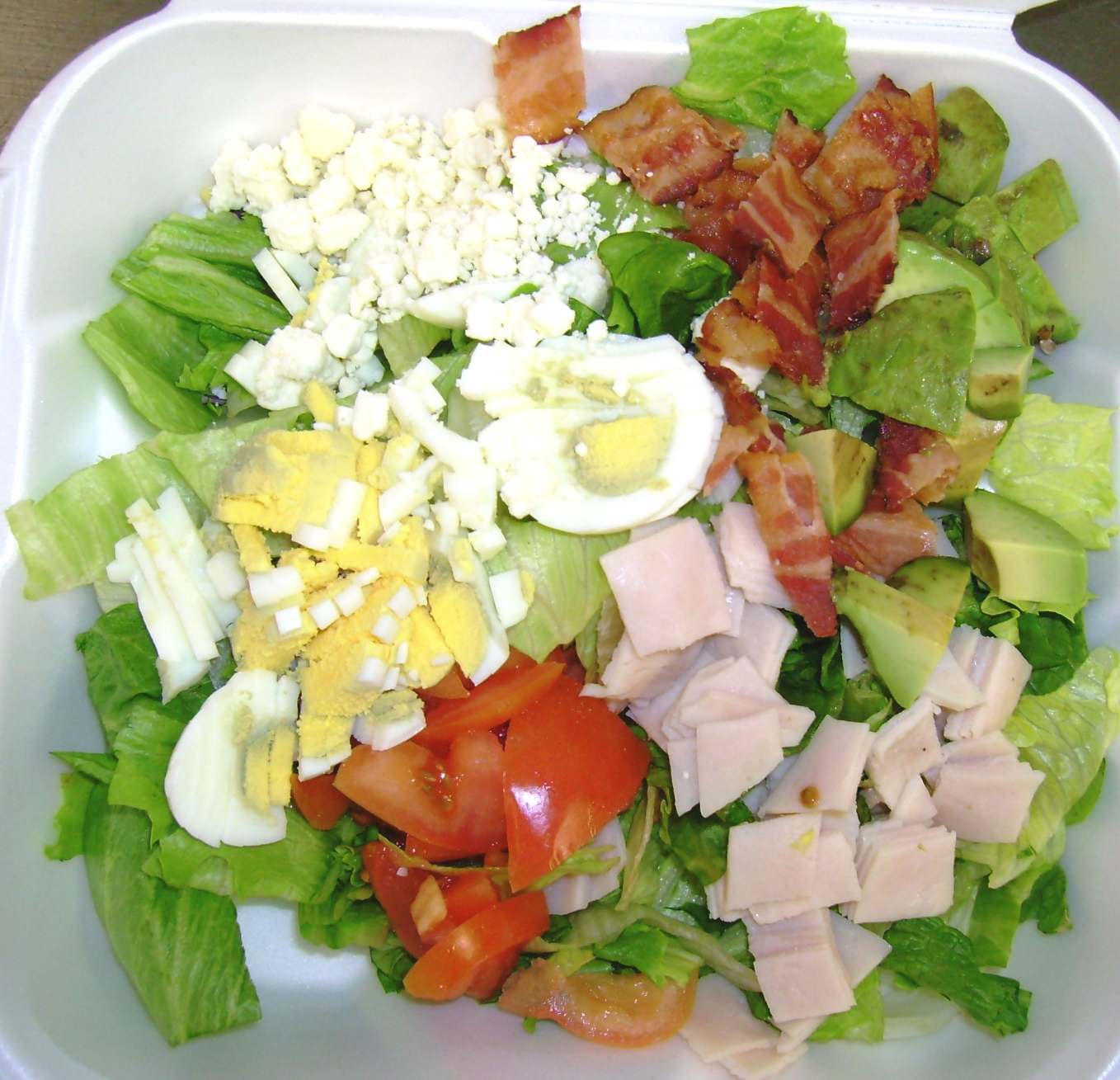 easy cobb salad cobb salad jpg cobb salad pizza shrimp cobb salad with ...